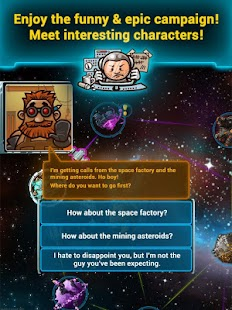 Galaxy Trucker- screenshot