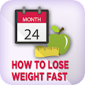 How To Lose Weight Fast icon