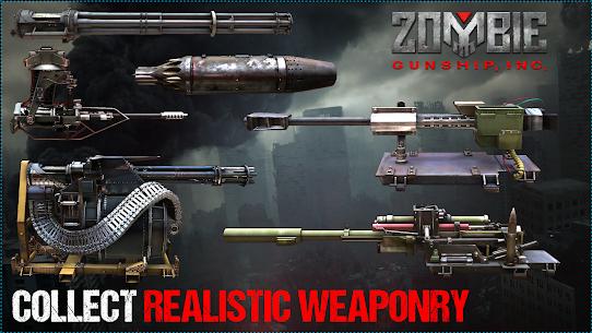 Zombie Gunship Survival MOD APK (Unlimited Ammo) 2