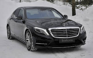 Mercedes-Benz S-klasse Rent Akershus