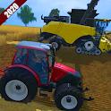 Offroad Tractor Farmer Simulator 2020:Tractor Game icon