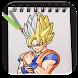 How to Draw Dragon Ball Z Advanced