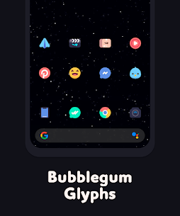 Bubblegum: Glyphs 1