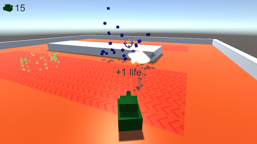android Tank Revolution Screenshot 2