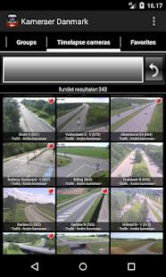 Webcams Denmark - náhled