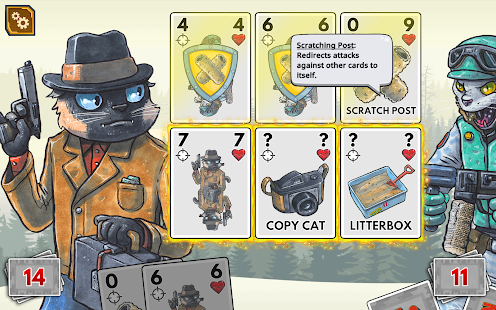 Meow Wars: Card Battle 22