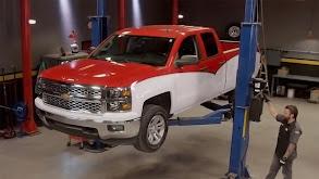 Sea Foam Truck Tech Sweepstakes: Big Lift thumbnail