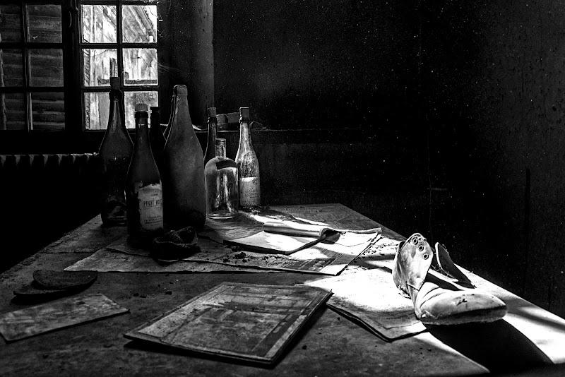 Un passato di luci e ombre.. di vaiolet
