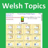 Vocab Game Welsh Topics