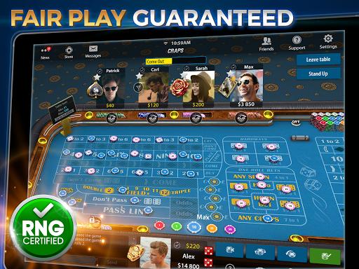 Vegas Craps by Pokerist 34.2.0 screenshots 6