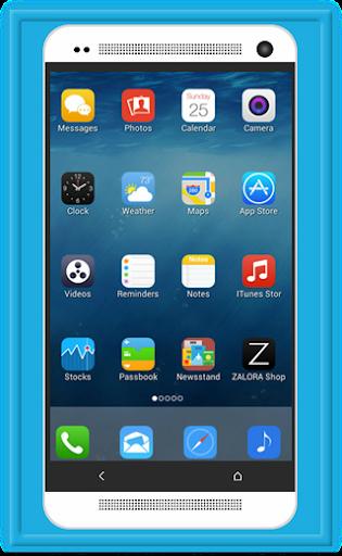 iLauncher 6 Plus for Phone
