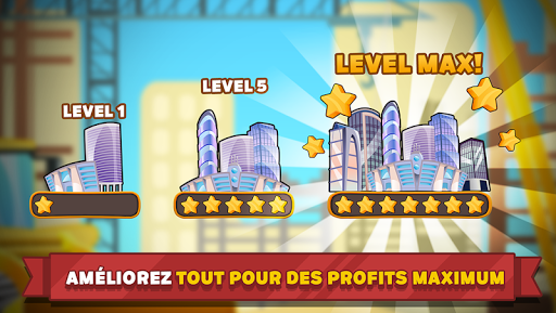 Holyday City Tycoon: Idle Resource Management  captures d'écran 3