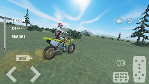 Motorbike Crush Simulator 3D  screenshots 2