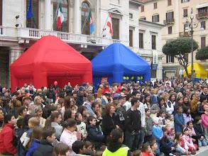 """Photo: Allestimento """"Che idea!"""" Village in piazza"""