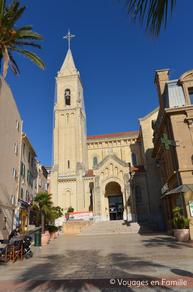 Sanary sur Mer - Eglise St Nazaire