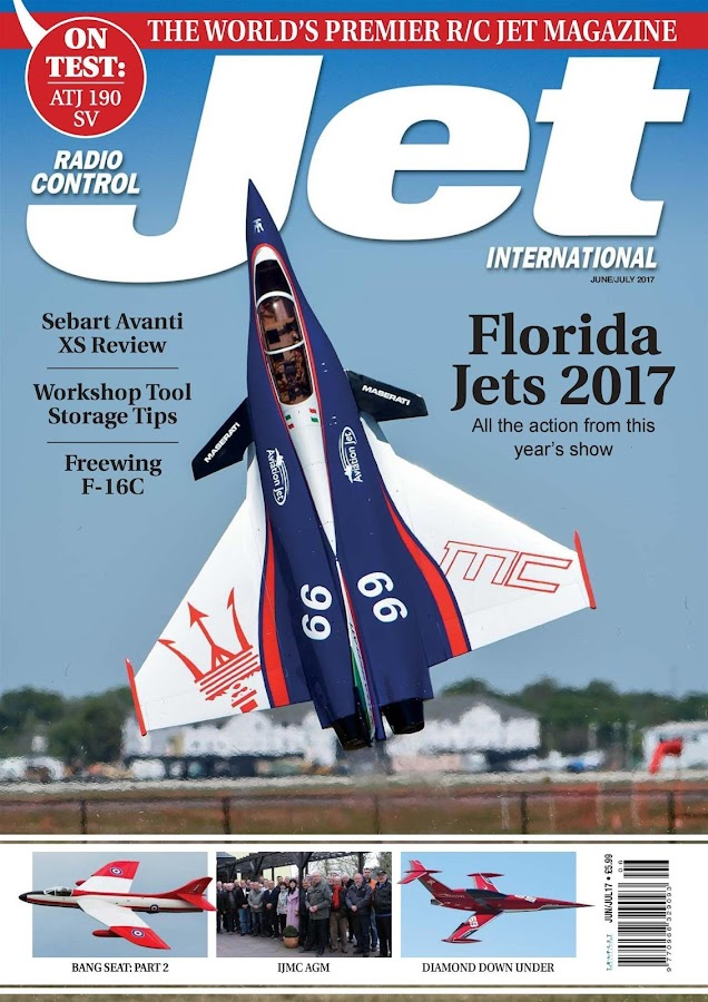 RC Jet International Magazine- screenshot