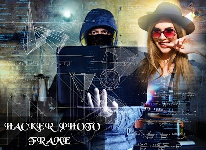 Hacker Photo Frame Apk Latest Version Download For Android 1