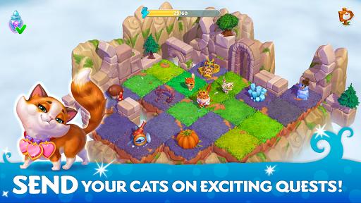 Cats & Magic: Dream Kingdom 1.4.101675 screenshots 3