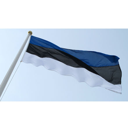 Estonias Flag