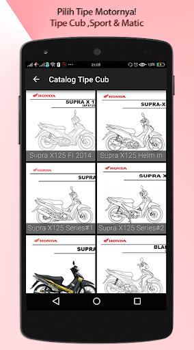 E-Catalog Motor Honda 3.1 screenshots 5