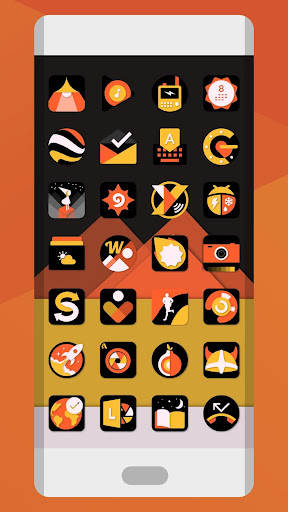 Vigour Icons- Icon Pack app for Android screenshot