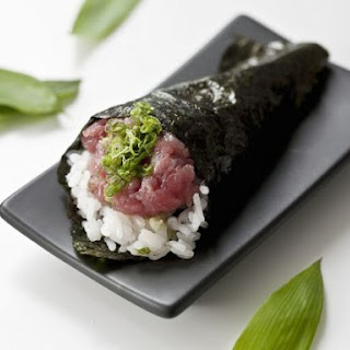 Tuna Sushi Cones