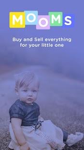 Mooms, flea market for kids - náhled