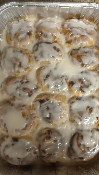 Applebutter Cinnamon Rolls Recipe