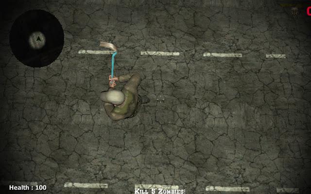 Heavy Combat Zombies Game
