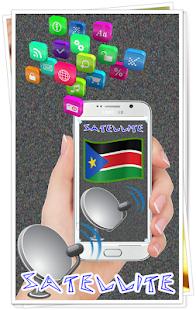 TV South Sudan - náhled