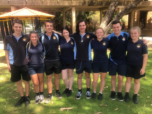 Matt Nash (Year 11), Lucy Gordon (Year 9), Dylan Gordon (Year 11), Lillia Schlack (Year 10), James Madden (Year 11), Lauren Brown (Year 8), Layten Smith (Year 11) and Alexandra Bennett (Year 9) are eight of the 72 musicians who will preform at the fourth West of the Divide band tour in Italy, Croatia and Slovenia in January.