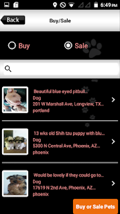 Clawpal - find a pet for you- screenshot thumbnail