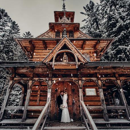 Wedding photographer Paweł Kowalewski (kowalewski). Photo of 18.12.2017