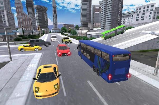 City Bus Simulator 3D - screenshot
