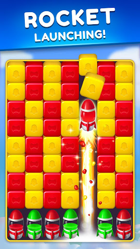 Toy Tap Fever - Cube Blast Puzzle screenshots 1