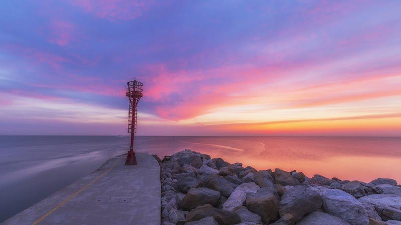 """""""Pink sunrise"""" di Bitop62"""