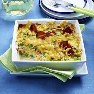Ham and Rice Casserole.