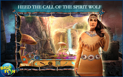 Myths: Spirit Wolf Full