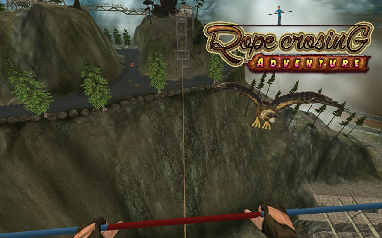 Rope Crossing Adventure VR- screenshot