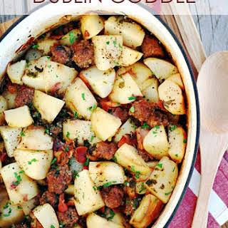 Dublin Coddle (Potato, Sausage and Bacon Hot Pot).