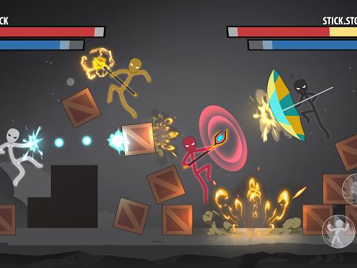Mask of Stick: Superhero 1.0.4 screenshots 7