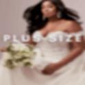 plus size wedding dresses icon