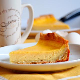 Egg Pie Recipe
