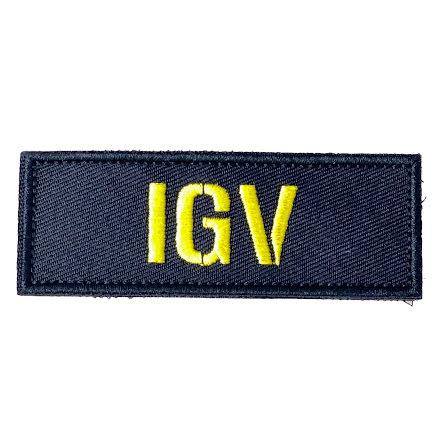 Tygmärke IGV