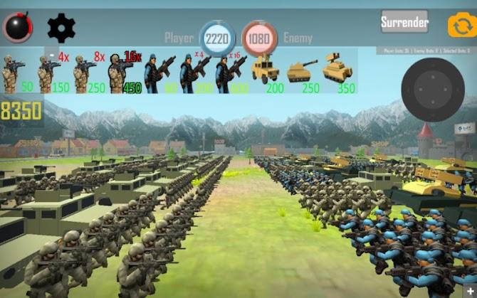 World War III: European Wars Android 3