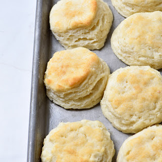 Make Ahead Biscuits