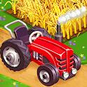 Farm Garden City Offline Farm icon
