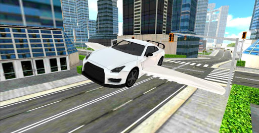 Flying Car Sim 2.4 screenshots 6