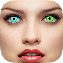Eye Color Changer Booth icon