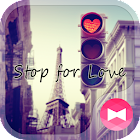 Paris Wallpaper-Stop for Love- icon